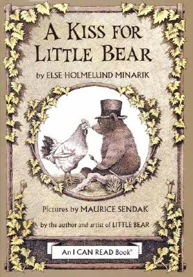 A Kiss for Little Bear Cover