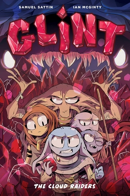 Glint Book One: The Cloud Raiders Cover Image