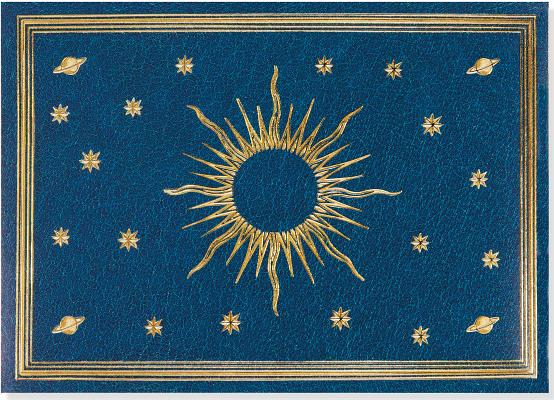 Note Card Celestial Cover Image