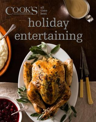 All Time Best Holiday Entertaining Cover Image