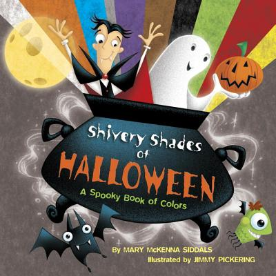 Shivery Shades of Halloween Cover