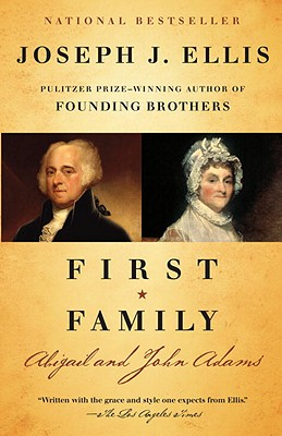 First Family: Abigail and John Adams Cover Image