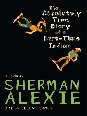 The Absolutely True Diary of a Part-Time Indian (Thorndike Literacy Bridge Young Adult) Cover Image