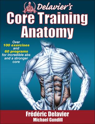 Delavier's Core Training Anatomy Cover Image