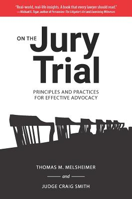 Cover for On the Jury Trial