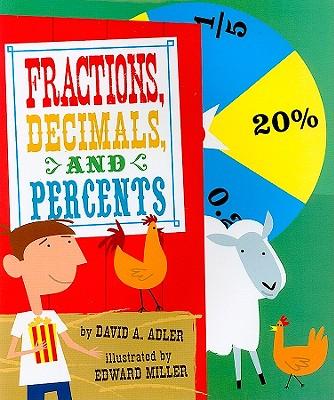 Fractions, Decimals, and Percents Cover