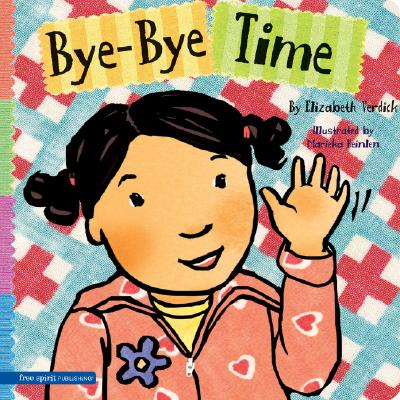 Bye-Bye Time (Toddler Tools®) Cover Image
