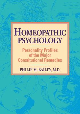 Homeopathic Psychology Cover