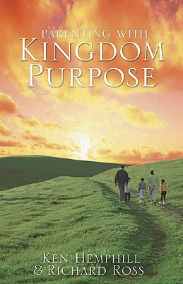 Parenting with Kingdom Purpose Cover