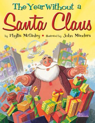The Year Without a Santa Claus Cover