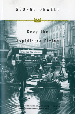 Keep the Aspidistra Flying Cover
