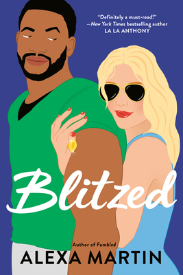 Blitzed (Playbook, The #3) Cover Image