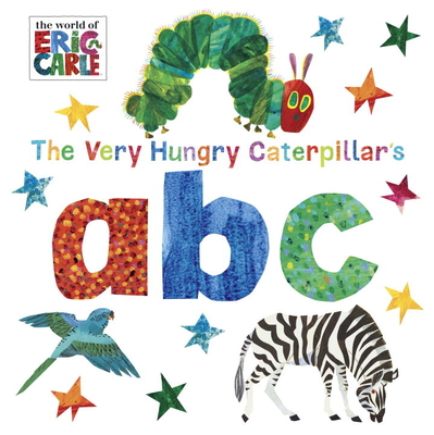 The Very Hungry Caterpillar's ABC (The World of Eric Carle) Cover Image