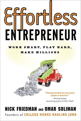 Effortless Entrepreneur Cover