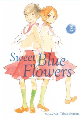 Sweet Blue Flowers, Vol. 2 Cover Image