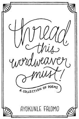 Cover for thread, this wordweaver must!