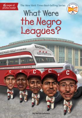 What Were the Negro Leagues? (What Was?) Cover Image