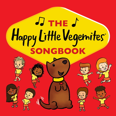 The Happy Little Vegemite Songbook Cover Image