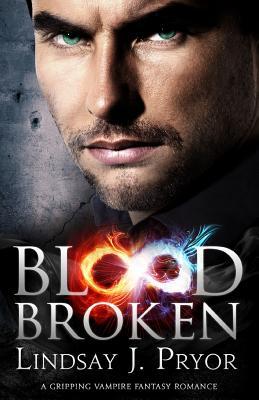 Cover for Blood Broken