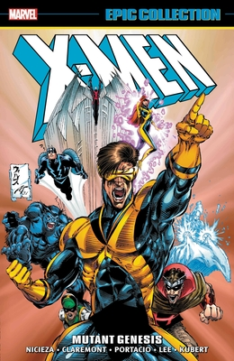 X-Men Epic Collection: Mutant Genesis Cover Image