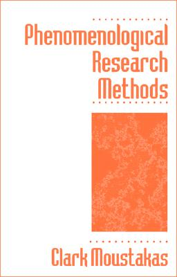 Phenomenological Research Methods Cover Image