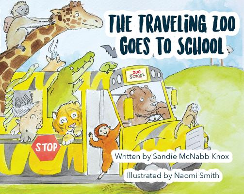 The Traveling Zoo Goes to School Cover Image