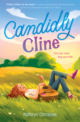 Cover for Candidly Cline