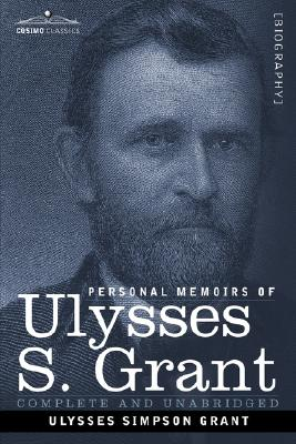 Personal Memoirs of Ulysses S. Grant Cover