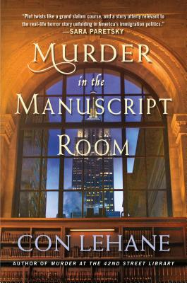Murder in the Manuscript Room: A 42nd Street Library Mystery Cover Image