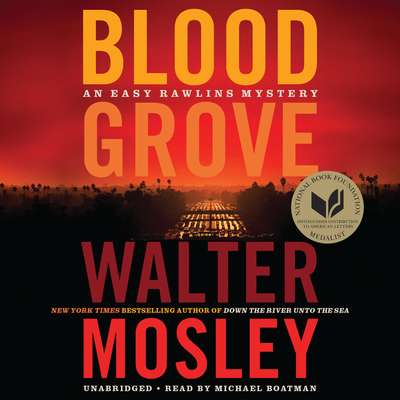 Blood Grove Lib/E Cover Image