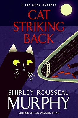 Cat Striking Back: A Joe Grey Mystery Cover Image