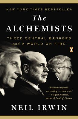 The Alchemists Cover