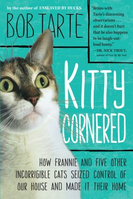 Cover for Kitty Cornered