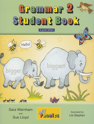 Grammar 2 Student Book: In Print Letters (American English Edition) Cover Image
