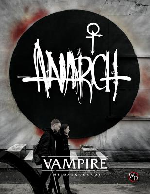 Vampire: The Masquerade - Anarch Cover Image