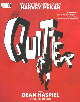 The Quitter Cover