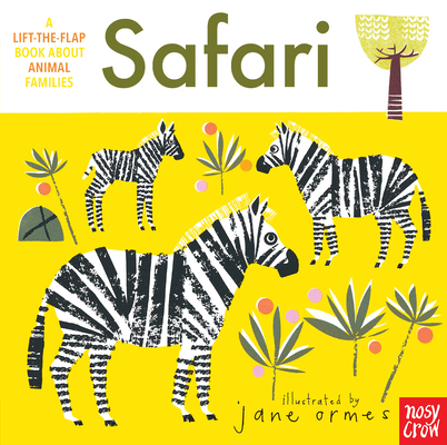 Animal Families: Safari Cover Image