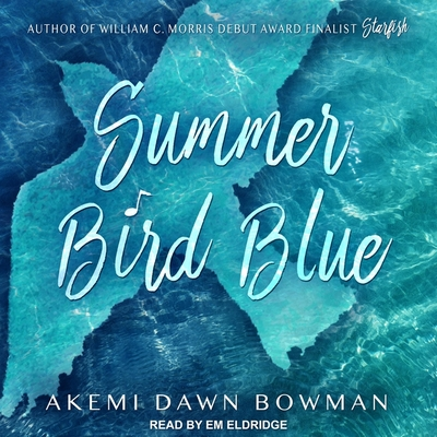 Summer Bird Blue Lib/E Cover Image