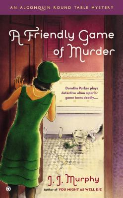 A Friendly Game of Murder Cover Image