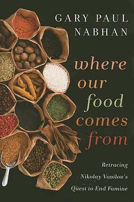 Where Our Food Comes From Cover