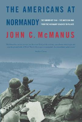 The Americans at Normandy Cover