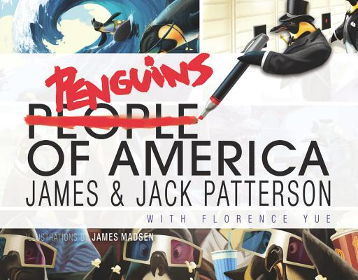 Penguins of America   cover image