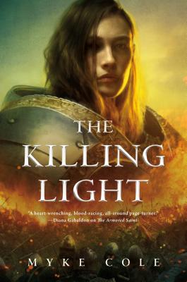 The Killing Light (The Sacred Throne #3) Cover Image