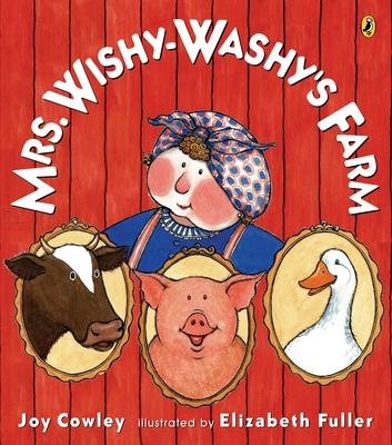 Mrs. Wishy-Washy's Farm Cover Image