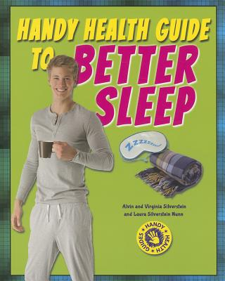 Handy Health Guide to Better Sleep (Handy Health Guides) Cover Image