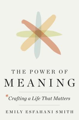 The Power of Meaning: Crafting a Life That Matters Cover Image