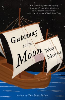 Gateway to the Moon: A Novel Cover Image