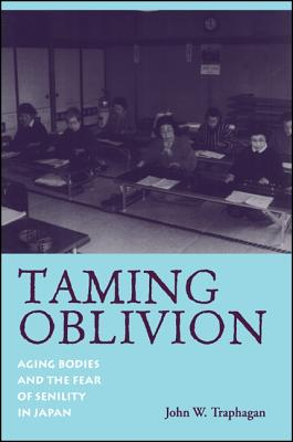 Cover for Taming Oblivion