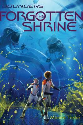 Cover for The Forgotten Shrine (Bounders #3)