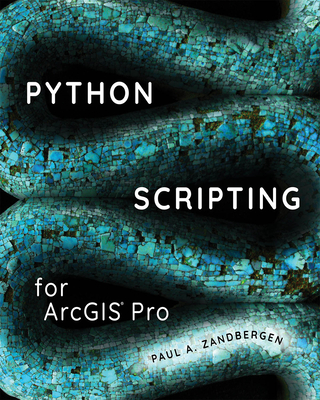 Python Scripting for Arcgis Pro Cover Image